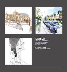 exposición de dibujos de Córdoba