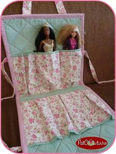 Porta Barbies
