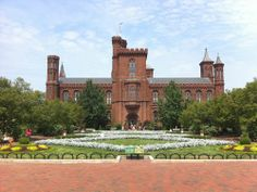 Smithsonian Institution Building Washington DC