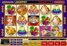 One of the larger Microgaming progressive slots games. It usually pays out at around half a million dollars! Check the website for the current jackpot value.