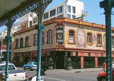 Mamma Africa, Long Street, Cape Town