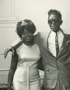 Raeburn Flerlage Koko Taylor & Lightnin' Hopkins Western Hall,1965