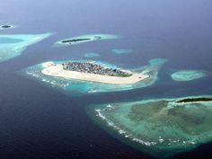 Belas e frágeis: as Ilhas Maldivas estão ameaçadas pela elevação do nível dos mares