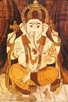 Ganesh, the Remover of Obstacles.