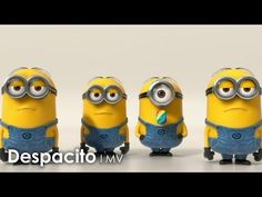 Despacito (Minions Cover) | Luis Fonsi Feat. Daddy Yankee - YouTube