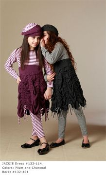 The Dallas Apparel & Accessories Market, March 21-24, 2013 is please to be feature the Fall/Winter 2013 collection of imaginative girl's and infant's clothing by KidCuteTure and Kashka. Represented in Dallas by Annette's Showroom