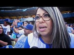 Los Angeles Dodgers Connect Player's Faith With Fans - YouTube Los Angeles Dodgers, Fans, Athlete, Connection, Youtube, Sports, Christ, Hs Sports, Youtubers