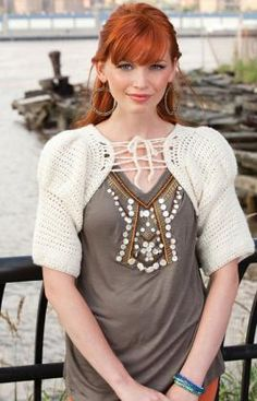 9 Free Crochet Shrug Patterns - We heard you were looking for crochet shrugs, so we delivered! These are just fantastic!