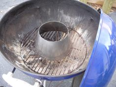 Home Made Weber Vortex Made From Ikea Stainless Bowl Recipes In 2019 Barbecue Grill