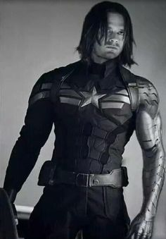 Honestly not sure how I feel about Bucky possibly becoming Cap someday. I like Bucky how he is, though I do hope he can someday forgive himself but never forget it. On the other hand (not his left hand) I can't think of anyone better for the next Cap. I'm so conflicted over this!