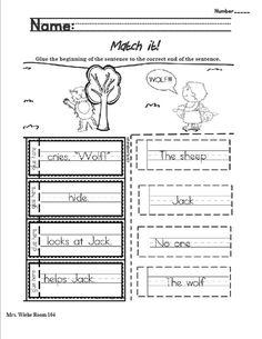The Storm Supplemental Activities 1st Grade Journeys Unit