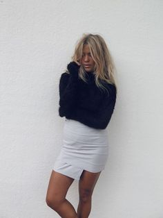 3 ways to style white ankle boots – Fashion Outfits Matilda, Vogue, Dark Fashion, Mode Inspiration, Passion For Fashion, Autumn Winter Fashion, Style Me, Cute Outfits, India