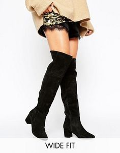 ee3dc8c55f5 Search  black over the knee boots - Page 1 of 3