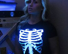 Get your glow in the dark T-shirt ready for runthenightnz