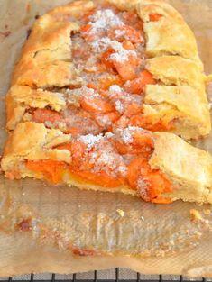 Puff Pastry Desserts, No Bake Desserts, Dessert Recipes, Frozen Cheesecake, Vegan Recipes, Cooking Recipes, Austrian Recipes, Sweet Cooking, Sweets Cake