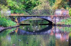 Image detail for -Bridge In Lazienki Park, Warsaw, Poland Royalty Free Stock Photo ...