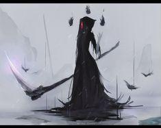 Death scythe