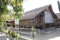 Rumah Adat Panjalin, Jawa Barat