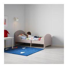 TROGEN Rama łóżka, reg. dług./podst.szczeb  - IKEA