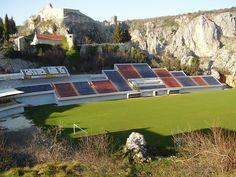 Gospin Dolac Stadium, NK Imotski (Croacia)