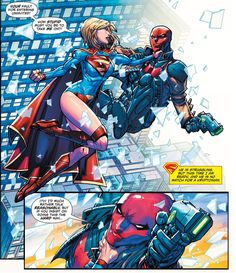 Image result for supergirl and damian