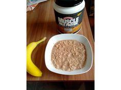 Muscle Milk Protein Schokoladen Porridge   mytest.de Produkttests #musclemilkprotein #mytest #produkttest