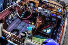 19 Insane Rat Rods From Around the World - Answers.com