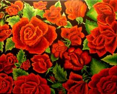 GALERIA PALOMO MARIA LUISA: PASIONAL.. Rose, Flowers, Plants, Mexicans, Pintura, Pink, Roses, Flora, Plant