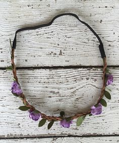 This Violet Braided Boho Headband is perfect! #zulilyfinds