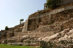 The City of David is the oldest settled neighborhood of Jerusalem and a major archaeological site.