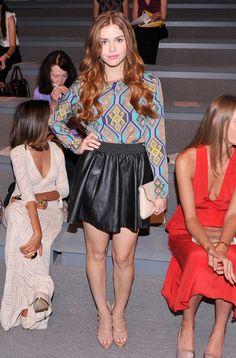 Holland Roden Mini Skirt
