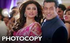 #BBXclusiveSong Check out Salman Khan & Daisy Shah groove to the tunes of this peppy dance number 'Photocopy' from 'Jai Ho' - http://www.youtube.com/watch?v=tCE4b5_QqFc  The song is sung by Himesh Reshammiya, Keerthi Sagathia & Palak Muchhal.  Music: Sajid Wajid Lyrics: Kausar Munir  Eros International & Sohail Khan Productions presents 'Jai Ho' a film directed by Sohail Khan featuring Salman Khan, Tabu, Daisy Shah & Sana Khan. The film is produced by Sunil Lulla & Sohail Khan & is all set…