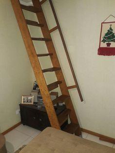 Nossa escada para o atco.