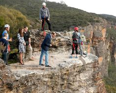 On the Edge of a CliffWilliam and Kate palled around with the Winmalee Girl Guides in Australia on Thursday, April 17. The couple posed with the adventurous young women after planting a Summer Red Eucalyptus tree in the town outside of Sydney.  Read more: http://www.usmagazine.com/celebrity-news/pictures/kate-middleton-prince-william-prince-georges-royal-tour-of-new-zealand-and-australia-201494/37546#ixzz2zXTIgnvQ  Follow us: @Us Weekly on Twitter | usweekly on Facebook