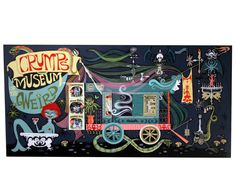 Rolly Crump's Museum of the Weird finally materializes