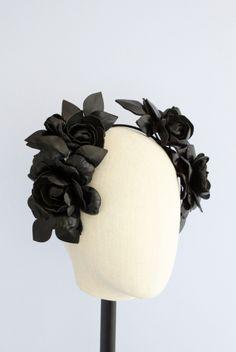 Floral Beats Headband | Reny Kestel Millinery