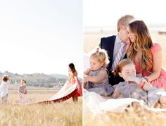 Ashlee Raubach Photography: The Kandell Family 2012 - I absolutely LOVE the colors in this shoot!