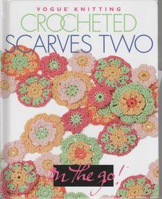 VK Crocheted Scarves Two - Aga An - Веб-альбомы Picasa