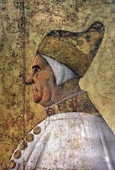 Belllini - Portrait of Doge Giovanni Mocenigo c.1480