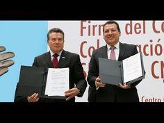 SNTE y CNDH firman Convenio de Colaboración