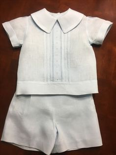 Baby Boy Fashion, Kids Fashion, First Communion Party, Baptism Gown, Heirloom Sewing, Smock Dress, Little Girl Dresses, Baby Sewing, Petra