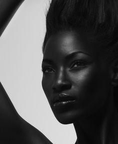 beautiful dark skin women | dark skinned girls. They are just as beautiful as light skinned girls ...