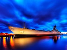 BB64 USS Wisconsin
