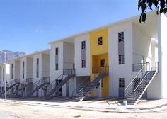 Monterrey Housing, 2010, by 2016 Pritzker laureate Alejandro Aravena