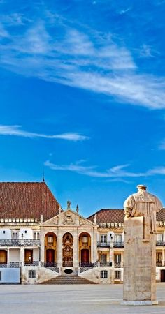 Coimbra University, Portugal | 32 Stupendous Places in Portugal every Travel Lover should Visit