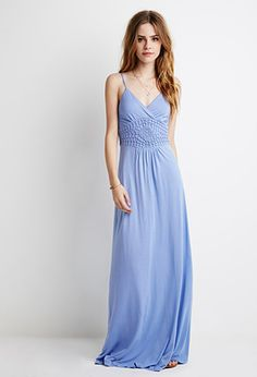 Forever 21 is the authority on fashion & the go-to retailer for the latest trends, styles & the hottest deals. Shop dresses, tops, tees, leggings & more! Red And Blue Dress, Blue Dresses, Wedding Hairstyles For Girls, Bride Hairstyles, Ponytail Girl, Bridget Satterlee, Redhead Girl, Hippie Outfits, Bollywood Fashion