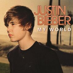 Justin Bieber - My World - Music Shipped Worldwide From France: Sale Price: EUR Justin Bieber Album Cover, Justin Bieber 2009, Justin Bieber My World, Justin Bieber Official, Justin Bieber Albums, Justin Bieber Music, Justin Bieber Pictures, Soundtrack Music, Karaoke Songs