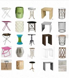 Affordable side tables1