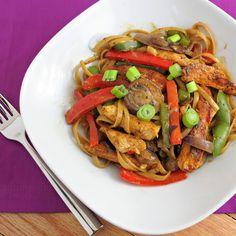Chicken Recipe : Lighter Cajun Chicken Pasta