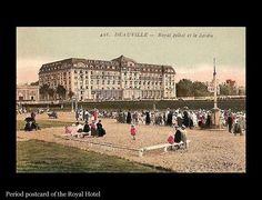 Hôtel Royal Barrière Deauville (1913)
